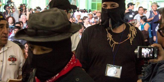 CNI_EZLN, culpan a Los Ardillos, Los Rojos, Ejército Mexicano y Policías, del asesinato de dos integrantes del Congreso Nacional Indígena, en Guerrero