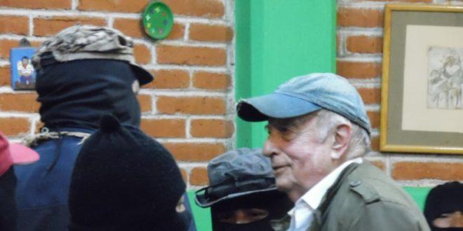 """EZLN Chiapas: Programa del Conversatorio """"Miradas, escuchas, palabras: ¿prohibido pensar?"""""""