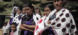 """""""Abran sus ojos, despierten, reaccionen"""", Abejas de Acteal Chiapas"""