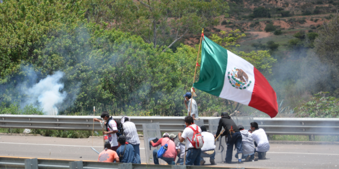 A un año de la masacre de Nochixtlán, CNTE ratifica las demandas de justicia