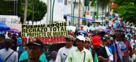 """""""Nos hemos organizado en un movimiento indígena de resistencia"""", Pueblo zoque Chiapas"""