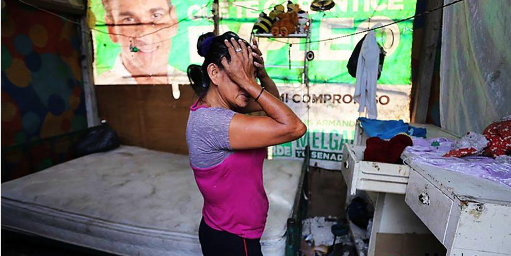 El derecho constitucional a la vivienda, letra muerta en Chiapas