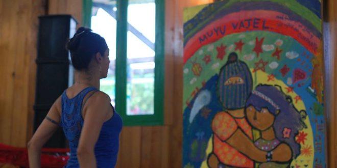 """""""Alzar la voz y seguir compartiendo"""", inicia festival convocado por el EZLN, en Chiapas"""
