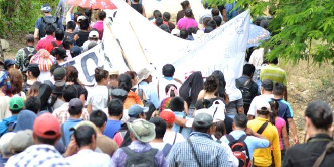 """""""La muerte lo encontró luchando"""", así recuerdan a Rodrigo Guadalupe, defensor comunitario asesinado en Chiapas"""
