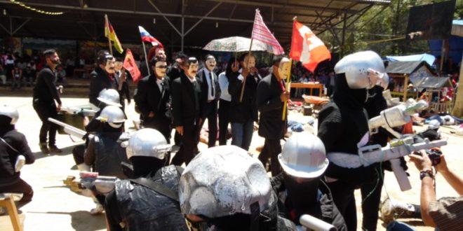 Resistencia y rebeldía se dice CompArte: termina festival convocado por el EZLN, en Chiapas