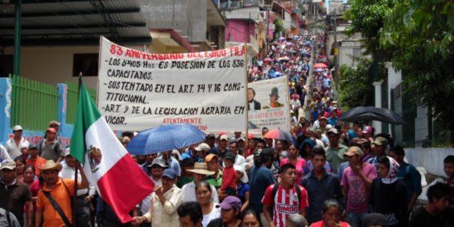 83 aniversario del Ejido Tila Chiapas: El orgullo de ser indígenas Choles.