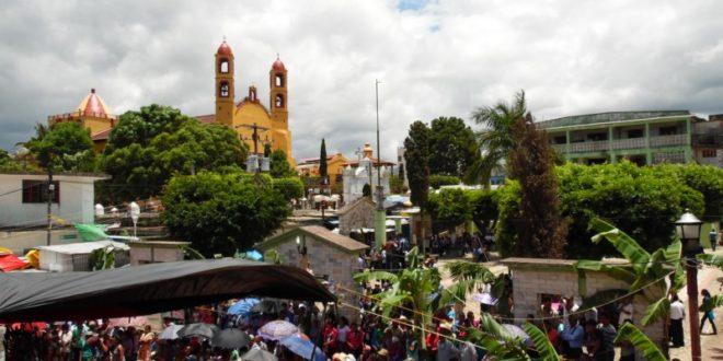 Líder de grupo paralimitar de Tila Chiapas, amenaza a integrantes del CNI