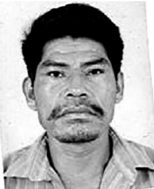 """""""Ayúdenme a salir de aquí"""", la súplica reiterada del preso tzeltal Santiago Moreno, en Chiapas."""