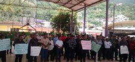"""Chiapas: Habitantes de El Bosque, denuncian """"corrupción"""" de Martín Díaz Gómez, alcalde de la comunidad"""