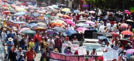 Falta de compromiso del subsecretario Marco Morales, denuncia AED-CNTE Chiapas