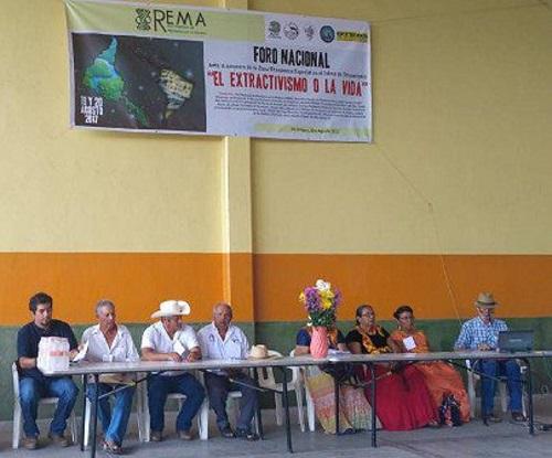 """Oaxaca: """"Máxima expresión de la usurpación"""", las Zonas Económicas Especiales"""