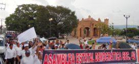 Gobierno de Velasco, pretende cerrar escuela secundaria y la deja sin agua, electricidad y servicios sanitarios