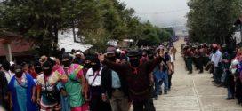 "CNI México: ""Es tiempo de demostrar que no hemos sido exterminados, que aquí seguimos luchando""."