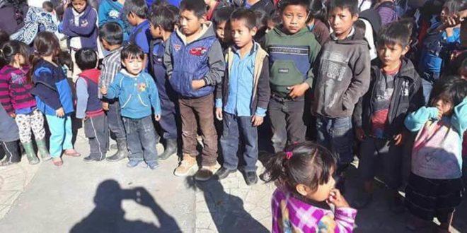 Chiapas: Violencia generalizada en los municipios de Chalchihuitán y Chenalhó, por lo menos 1000 desplazadas forzadamente