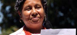 Agenda de la visita de Marichuy, en Chiapas vocera y candidata del CNI México