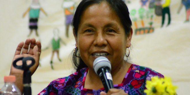 Visita de María de Jesús Patricio Martínez, Marichuy, a la Costa de Chiapas.