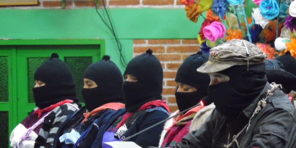 """""""El capitalismo criminal no se esconde, al revés, bien que se muestra y se presume de lo que ya hizo"""", EZLN Festival ConCiencias"""
