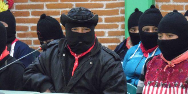 """""""¿Se ven como científicos rebeldes?"""", cuestionan Bases de Apoyo zapatistas, en el Festival Conciencias por la Humanidad"""