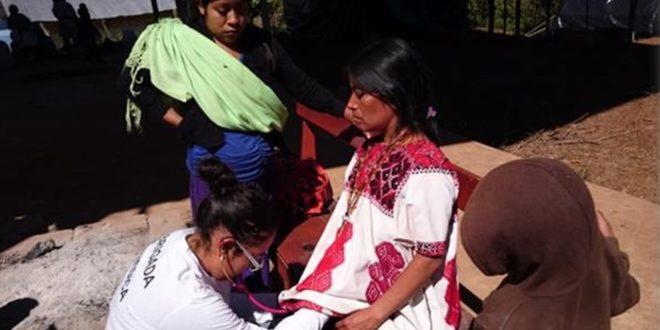 Chiapas: Brigada médica documentó 11 muertes tras desplazamiento forzado.