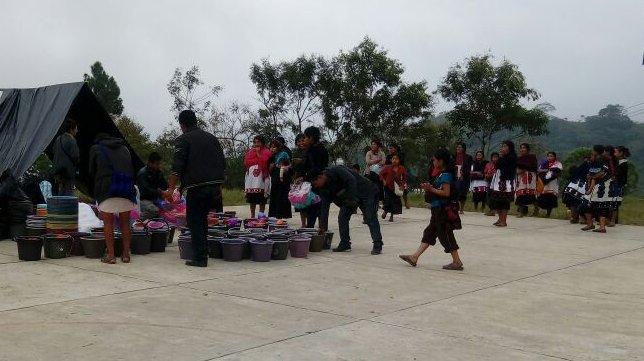 Familias desplazadas retornan bajo presión del gobierno de Chiapas y sin condiciones de seguridad