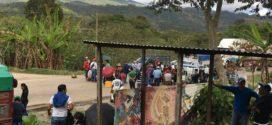 Maestr@s de la AED-CNTE Chiapas se movilizan en Palenque, Sierra y Selva