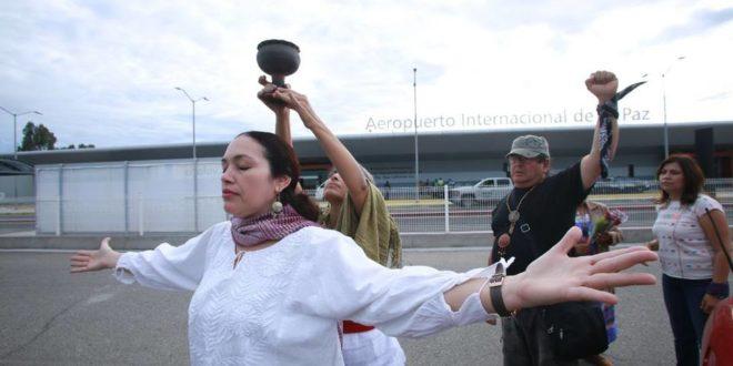 Mensaje del CNI-CIG a la familia de la compañera Eloísa Vega y las redes y grupos de apoyo sudcalifornianos