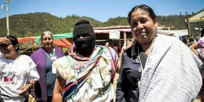 """CNI-CIG MEXICO: """"Ahora somos más pueblos originarios caminando juntos"""","""