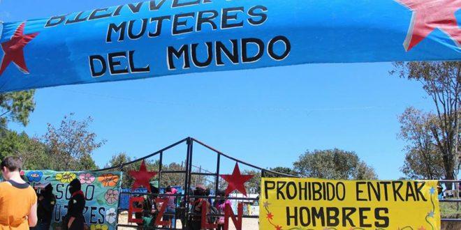 Chiapas: Por iniciar Encuentro Internacional de mujeres, en territorio zapatista