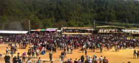 """""""NO RENUNCIEN A SER MUJERES QUE LUCHAN"""", VOCERAS DEL EZLN, EN ENCUENTRO INTERNACIONAL DE MUJERES"""