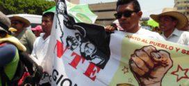 AED CNTE Chiapas, exige a Velasco, esclarezca el asesinato del maestro Gustavo Sánchez López