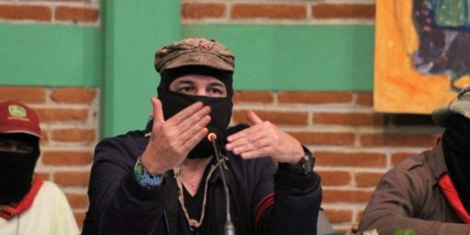 """EZLN: """"los muertos de siempre volvieron a morir, pero ahora para vivir"""""""