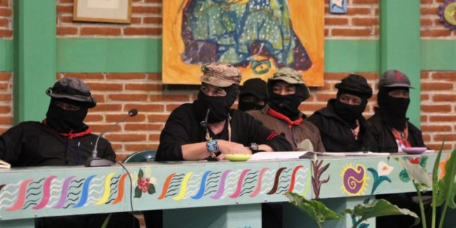 EZLN: ¿Un nosotrxs sin México?