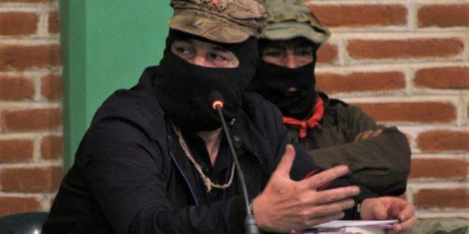 """EZLN Chiapas: """"¿Quién ganó realmente?, ¿quién es el dueño del balón?"""""""