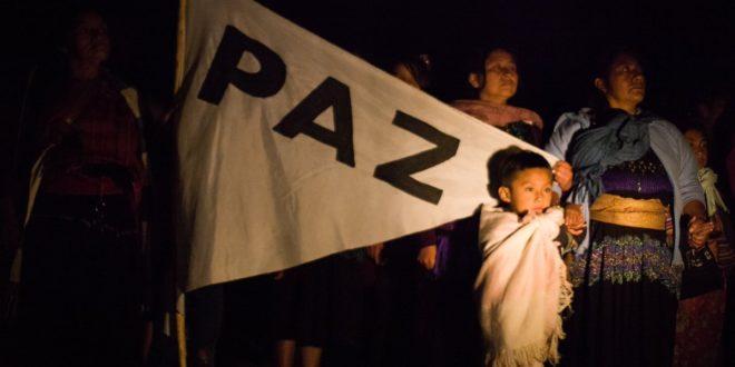 Denuncian agresión armada a sede de Las Abejas de Acteal. La impunidad en el gobierno de Velasco, permite que actúen grupos civiles armados