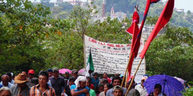 "Chiapas: Ejido Tila colocará portones de seguridad por ""amenazas de paramilitares"""