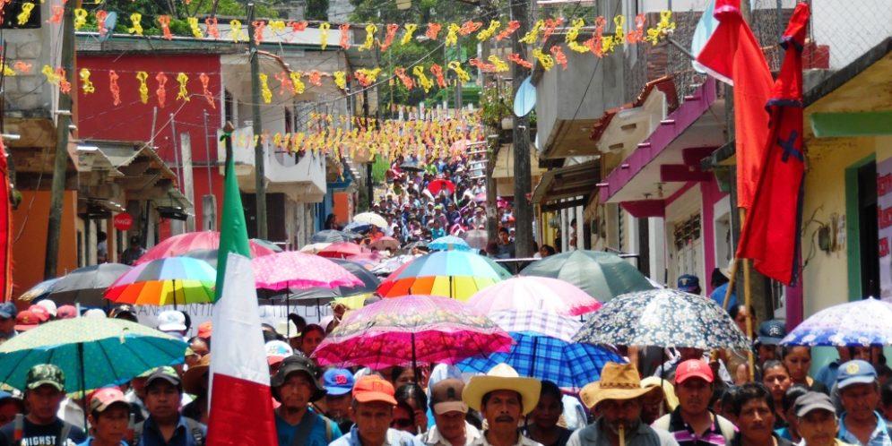 "CNI, Ejido Tila Chiapas: ""Un camino colectivo"""