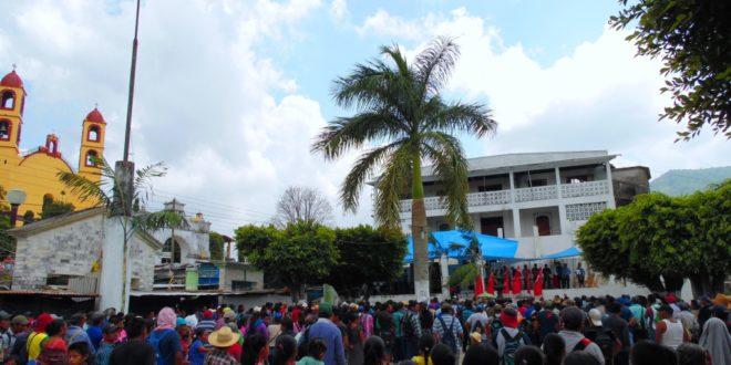 Ejido Tila Chiapas, denuncia «operadores del Ayuntamiento y partidistas que organizan ataque contra el ejido»
