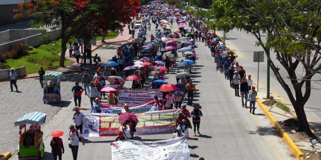 Movimiento magisterial chiapaneco: Una lucha contra la explotación, el despojo y la represión