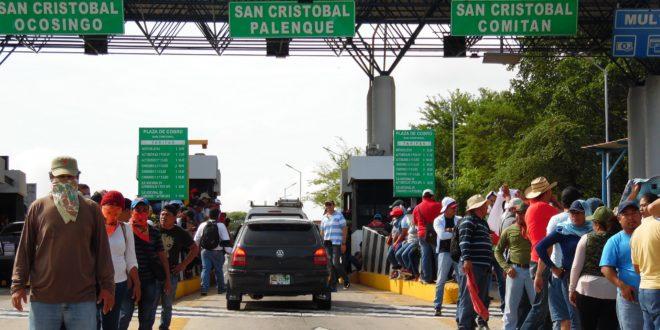 """Chiapas: Maestr@s de la AET, no permitirán que sus exigencias sigan siendo """"aplazadas"""""""