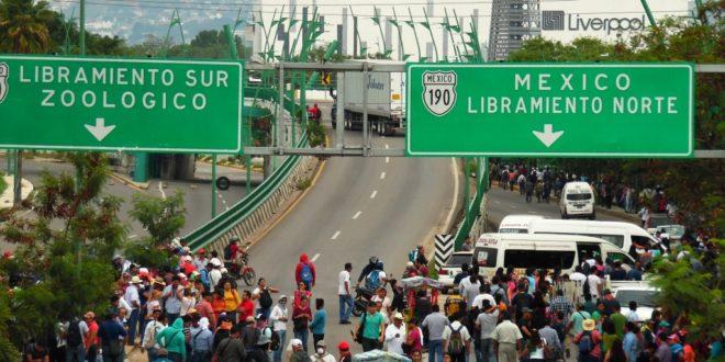 """AED_CNTE Chiapas: """"hasta obtener la libertad de nuestros compañeros"""""""
