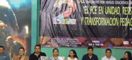 """""""Los derechos no se mendigan"""", maestros de Chiapas, en defensa de la educación pública por las vías política, jurídica y pedagógica."""