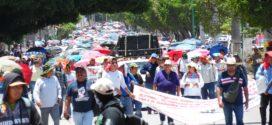 """AED_CNTE Chiapas: libres maestr@s de Telebachillerato. """"El accionar político"""", fundamental para solucionar sus demandas, afirman"""