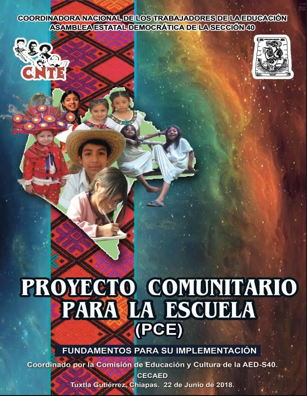 """AED-CNTE Chiapas: el PCE vs didácticas """"ceñidas a las necesidades del capitalismo"""""""