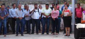 """""""La lucha no se termina con el sexenio"""", AED-CNTE Chiapas, inicia talleres del Proyecto Comunitario para la Escuela (PCE)"""