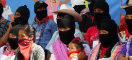 """A XV años de los Caracoles y JBG, la """"Esperanza Zapatista"""" continúa"""