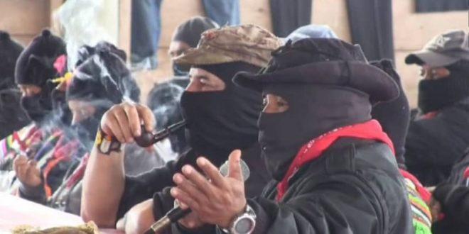 """""""¿La crisis terminal del capitalismo?  Ni de lejos"""", EZLN"""