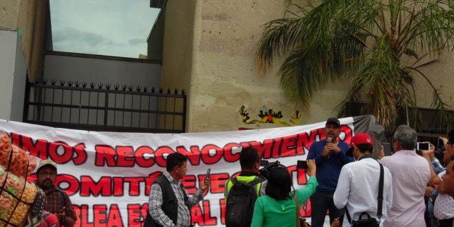 """Reforma educativa de la 4T, """"puerta abierta para la privatización de la educación"""", AED_CNTE Chiapas"""