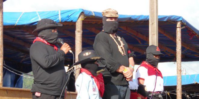 EZLN, a los Pueblos de Morelos, a 100 años del asesinato del General Zapata