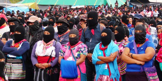 Celebraciones, dolores y luchas, en festival de cine convocado por el EZLN, en Chiapas.