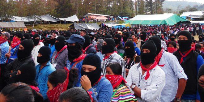 EZLN CINE-OVENTIK- POZOL 2018 NOV III